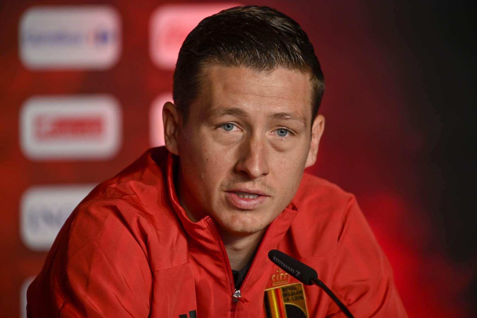 Ванакен: «В целом мы контролировали ход матча с Италией»