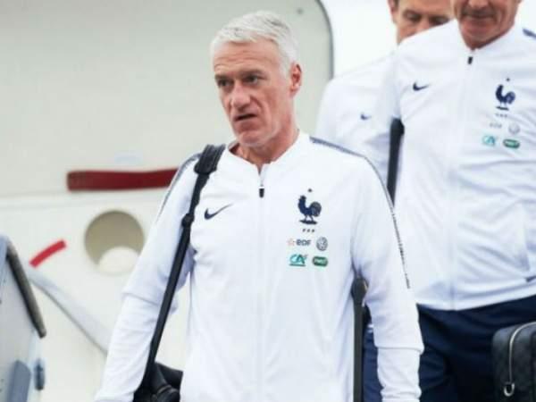 Дешам продлил контракт со сборной Франции