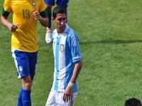 Ди Мария - лучший игрок матча между сборными Аргентины и Чили