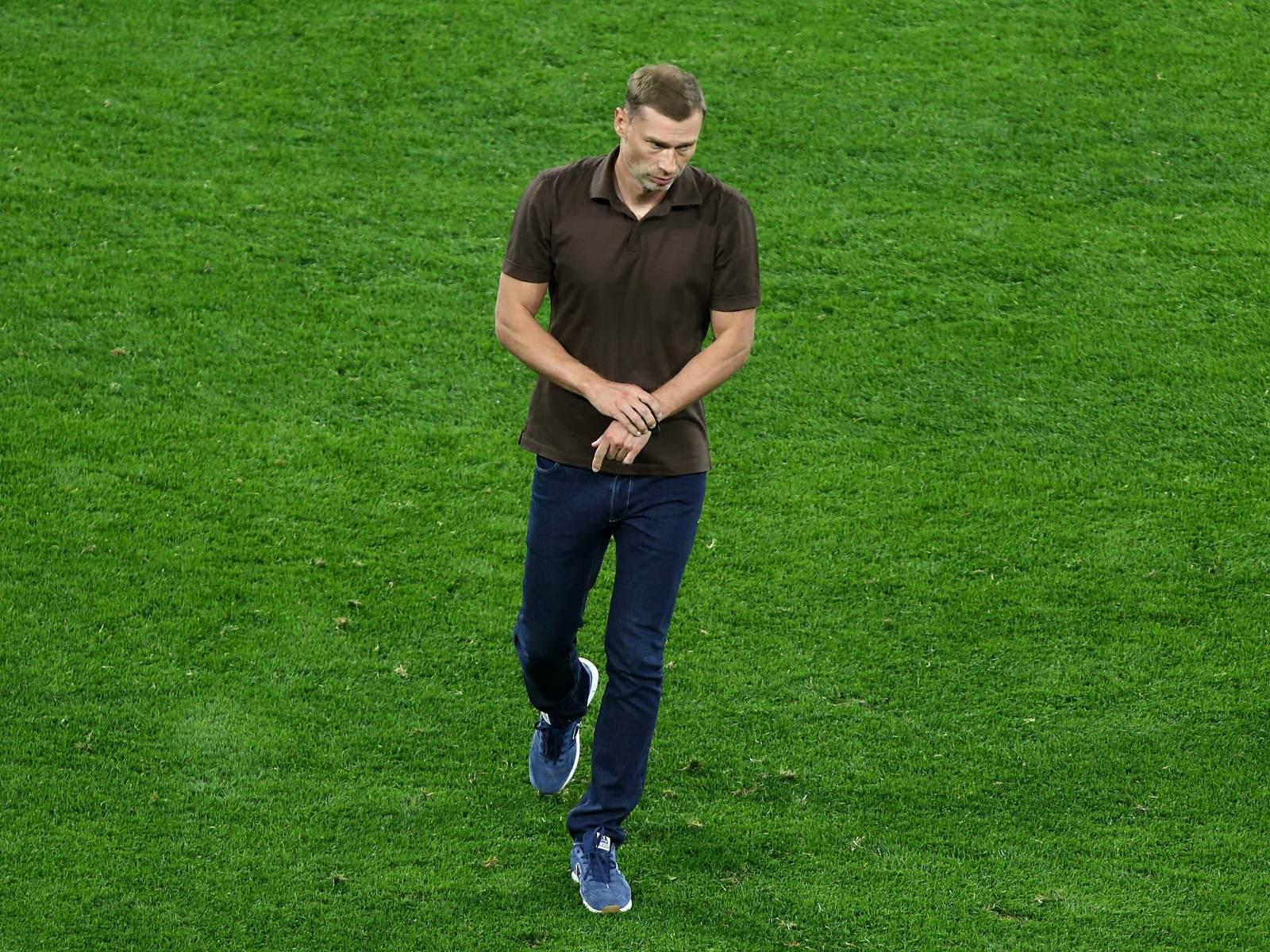 Березуцкий остался доволен игрой ЦСКА в гостевом матче с «Нижним Новгородом»