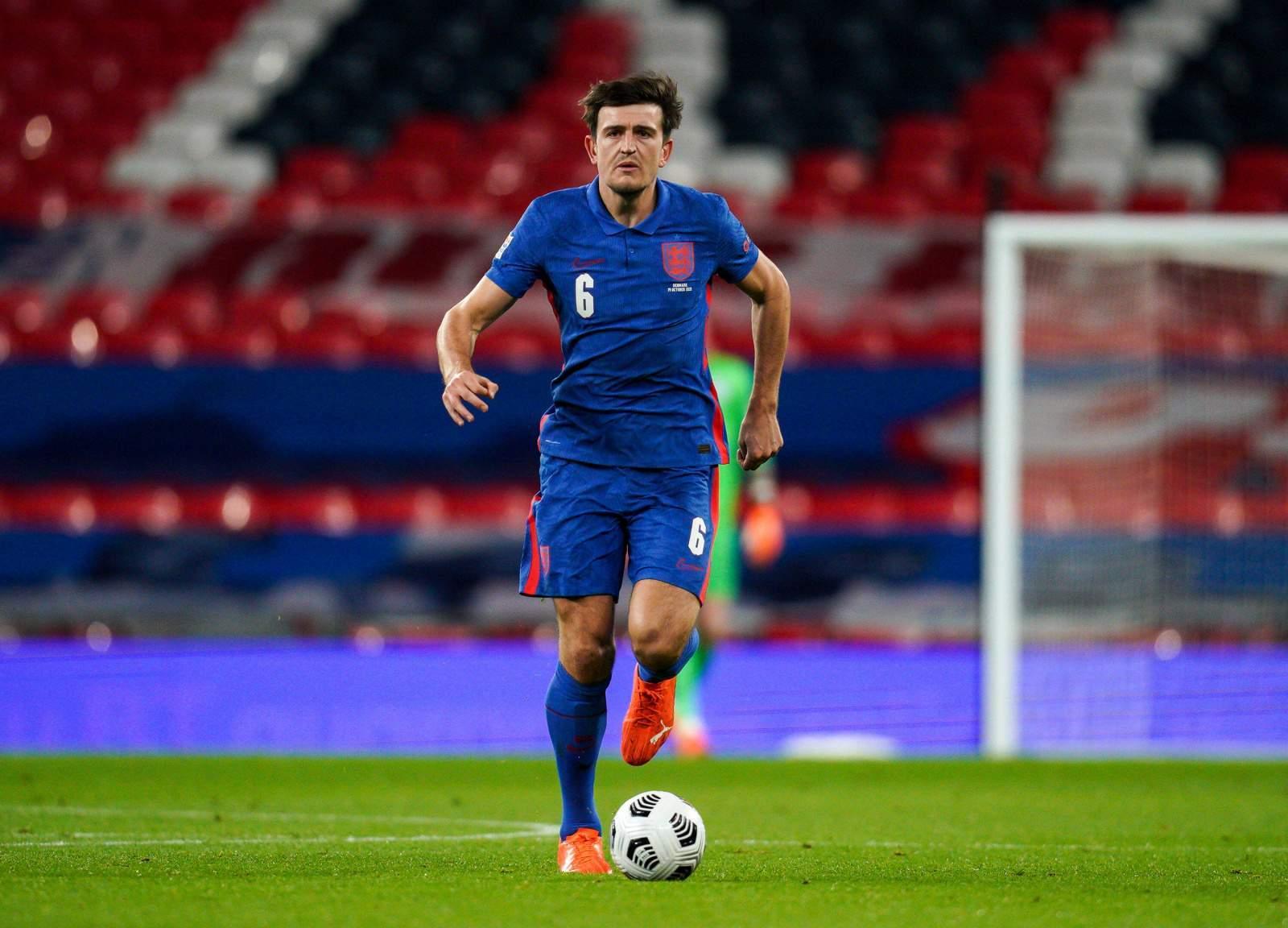 Магуайр – о выходе в финал Лиги Европы: «Серьезное достижение»