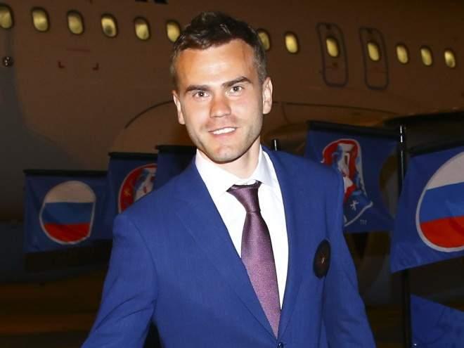 Акинфеев пожелал клубу Басты выйти в РПЛ