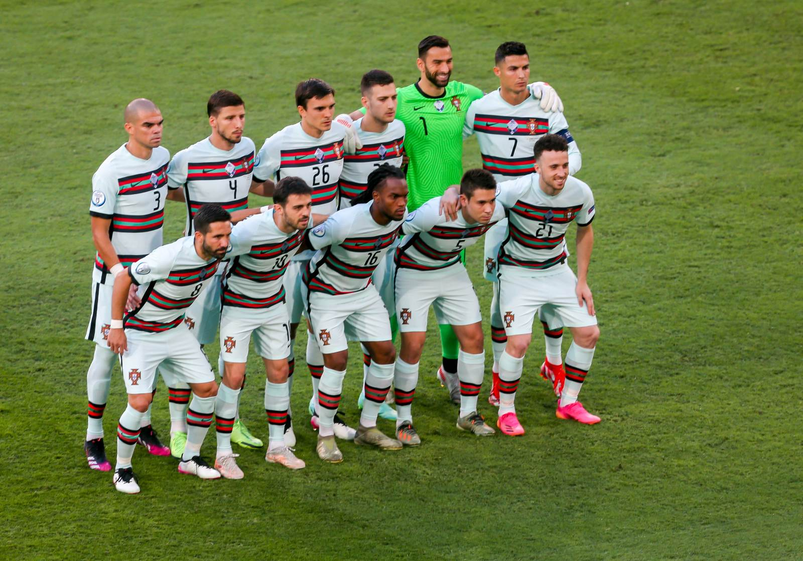 Катар - Португалия - 1:3 (завершён)