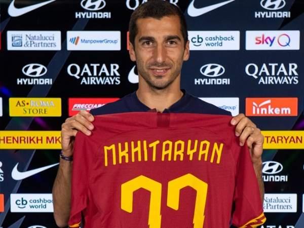 Мхитарян хочет расторгнуть контракт с «Арсеналом»