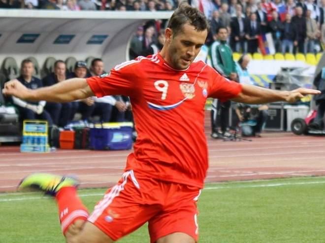 Кержаков считает, что Дзюба побьёт его рекорд