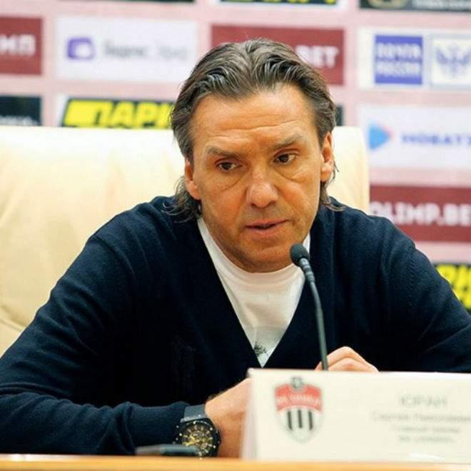 Юран: «К сожалению, в России в футболе разбираются абсолютно все, кроме главных тренеров»