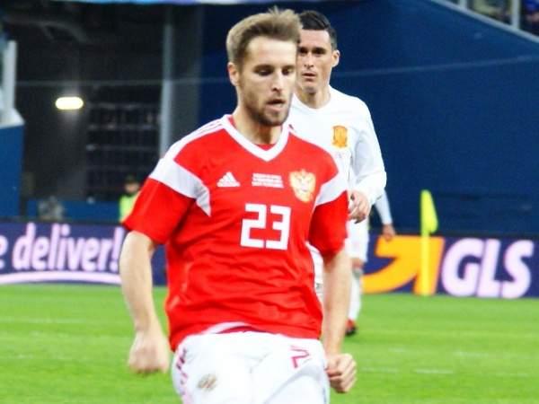 Комбаров: «Меня просматривала даже «Бавария»