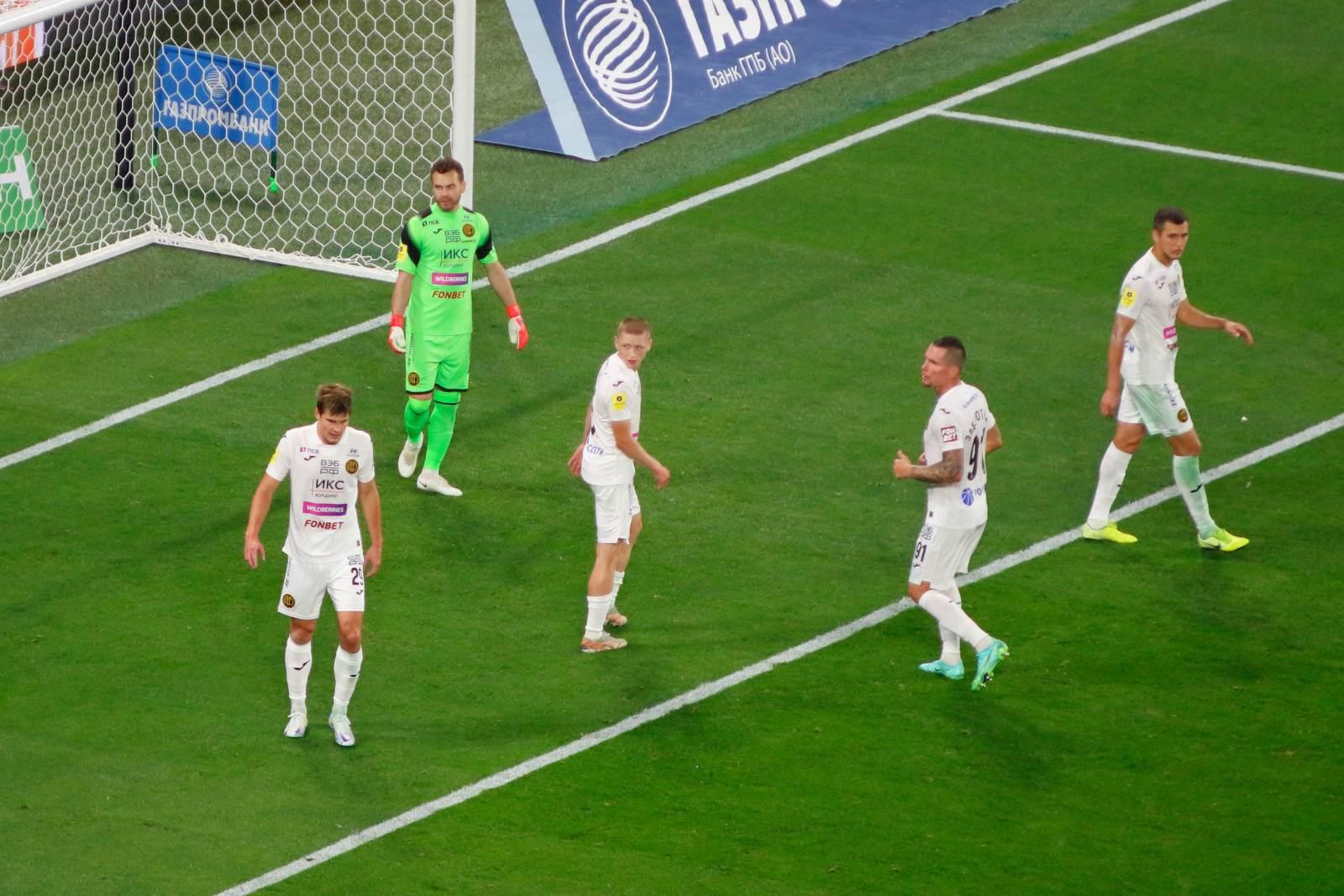 «Урал» - ЦСКА - 0:1 (завершён)