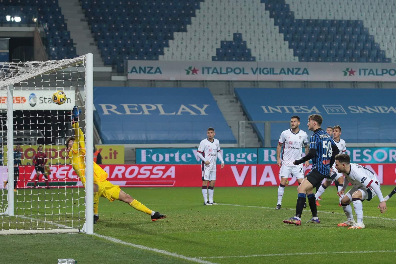 Гол Миранчука помог «Аталанте» пройти в четвертьфинал Кубка