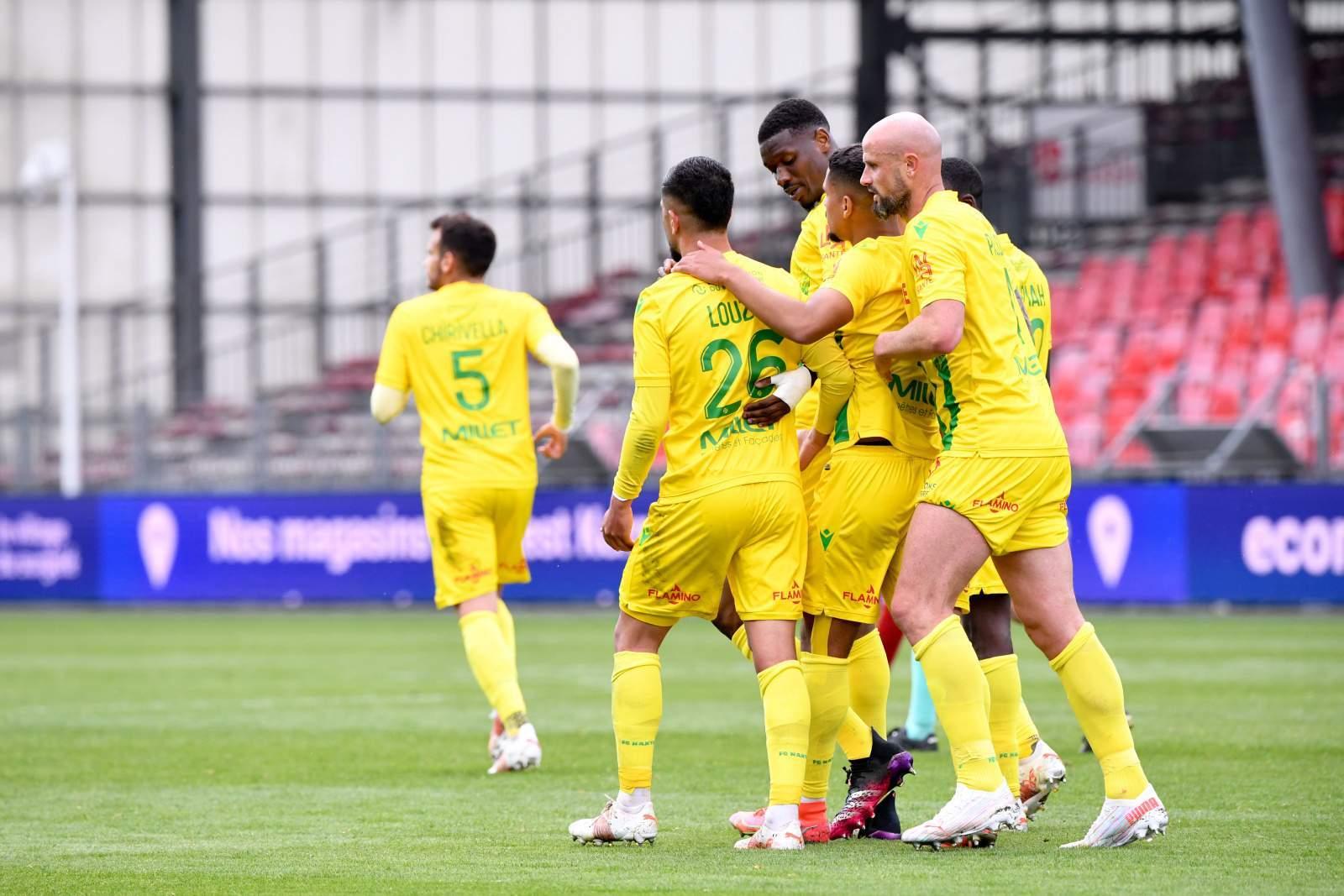 Последний матч сезона во Франции и победное поражение «Нанта» - видео