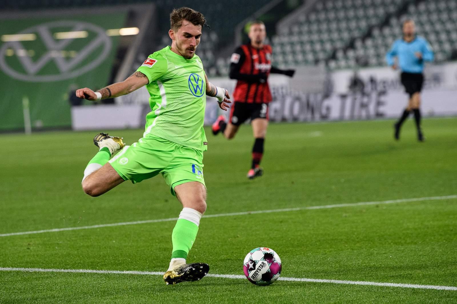 «Вольфсбург» выкупил Филиппа у «Динамо»