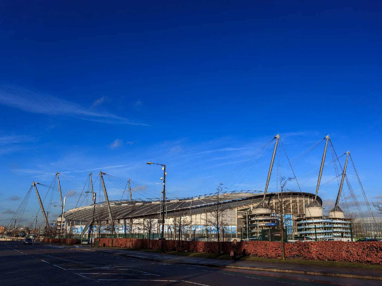 «Манчестер Сити» передал стадион на нужды медикам