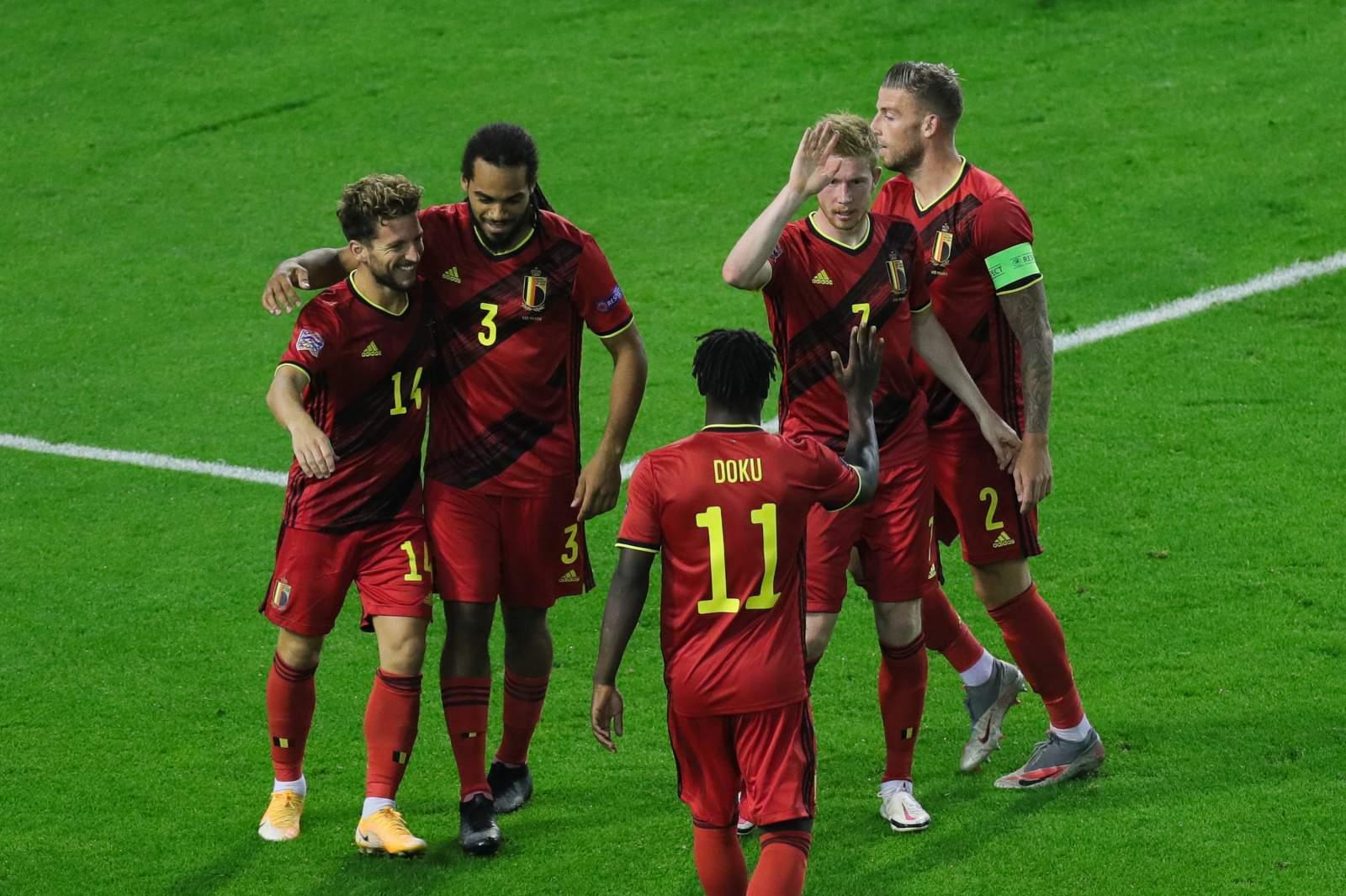 Бельгия – Англия: прогноз на матч Лиги наций – 15 ноября 2020