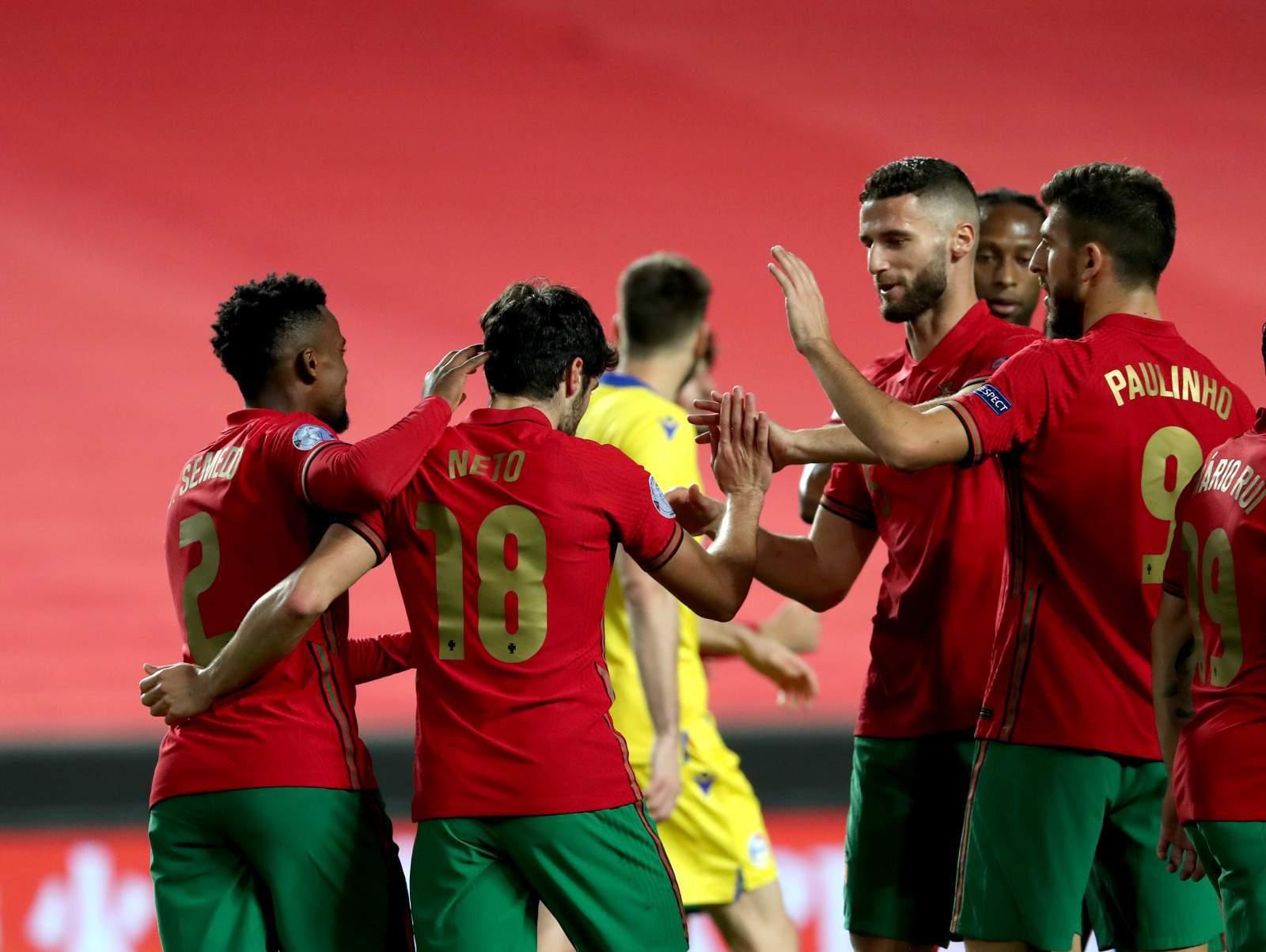 Португалия - Израиль - 4:0 (закончен)