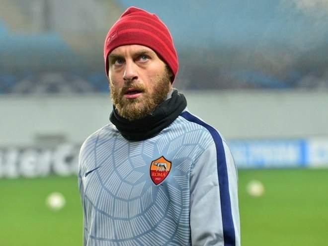 Де Росси может начать тренерскую карьеру в «Фиорентине»