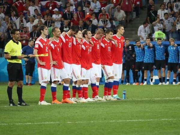 Лесовой не ожидал вызова в сборную России