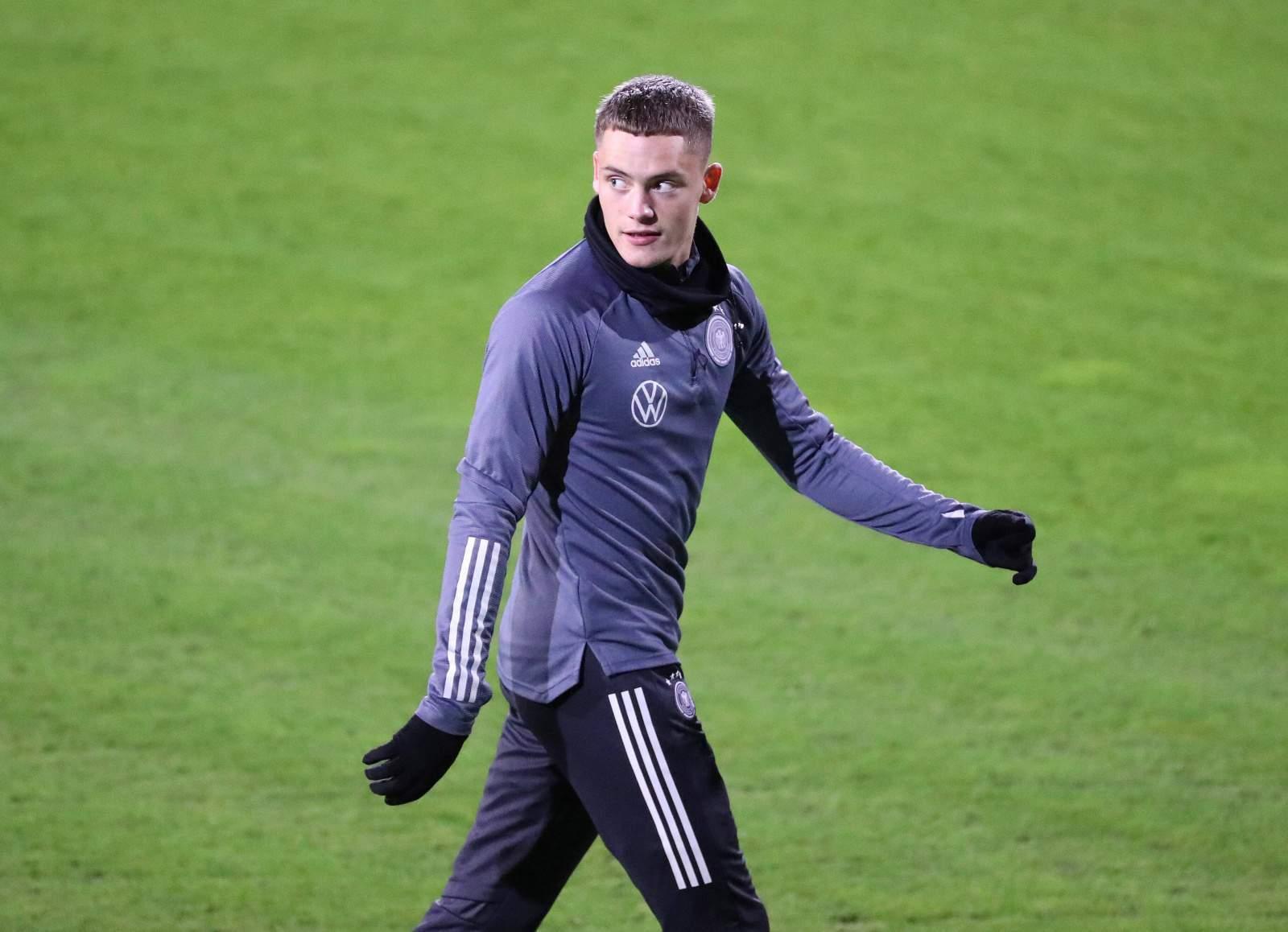 Молодёжная сборная Германии вышла в финал, обыграв Голландию