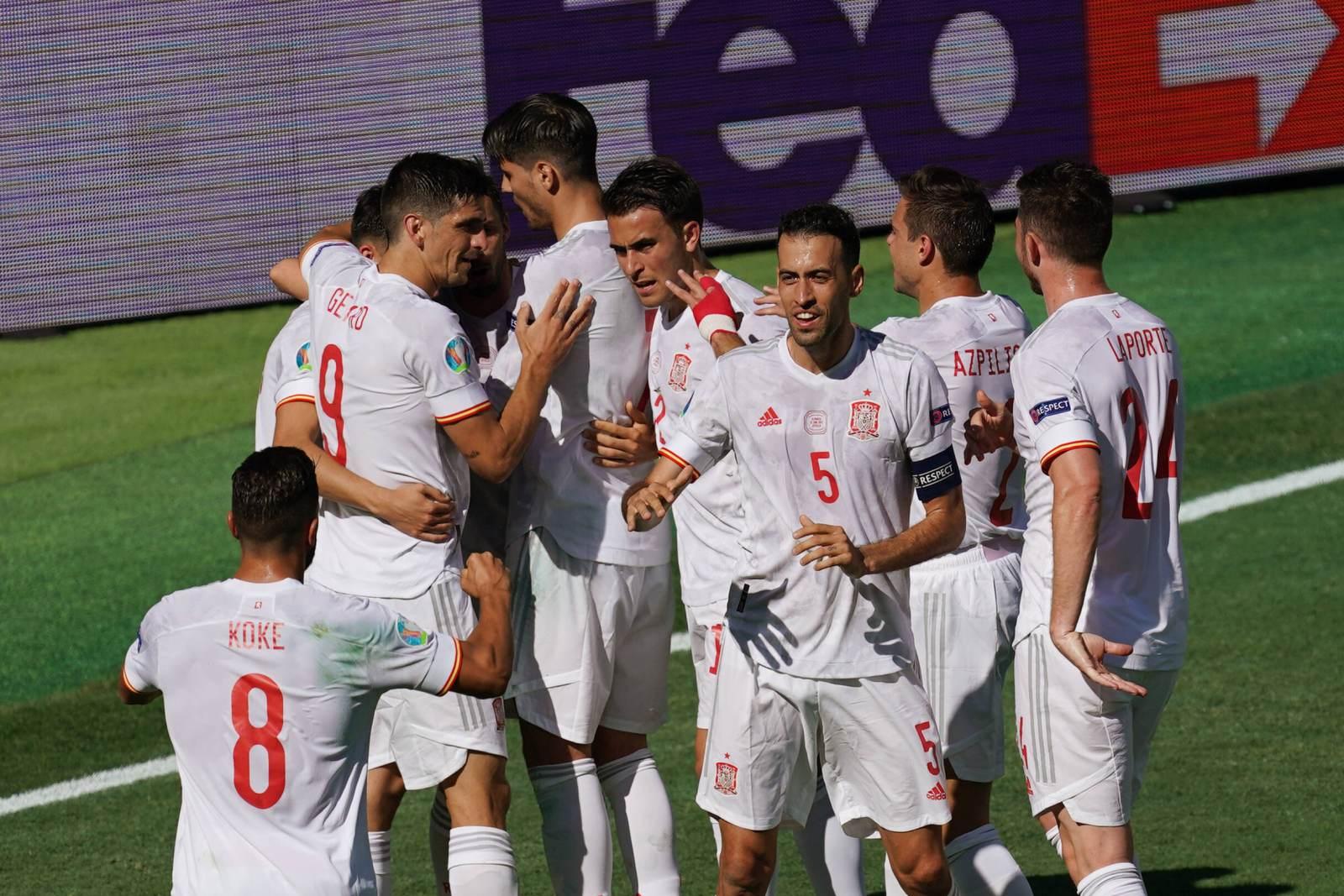 Курьёзный автогол, овертайм, хоккейный счёт: сборная Испании обыграла Хорватию в самом событийном матче Евро-2020