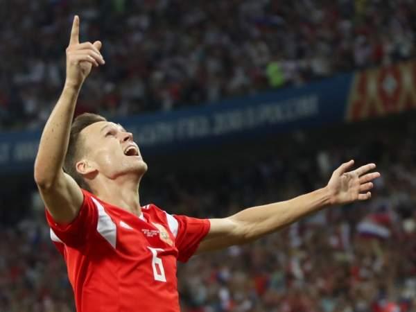 Черышев: «Матч с Кипром был мне нужен после травмы»