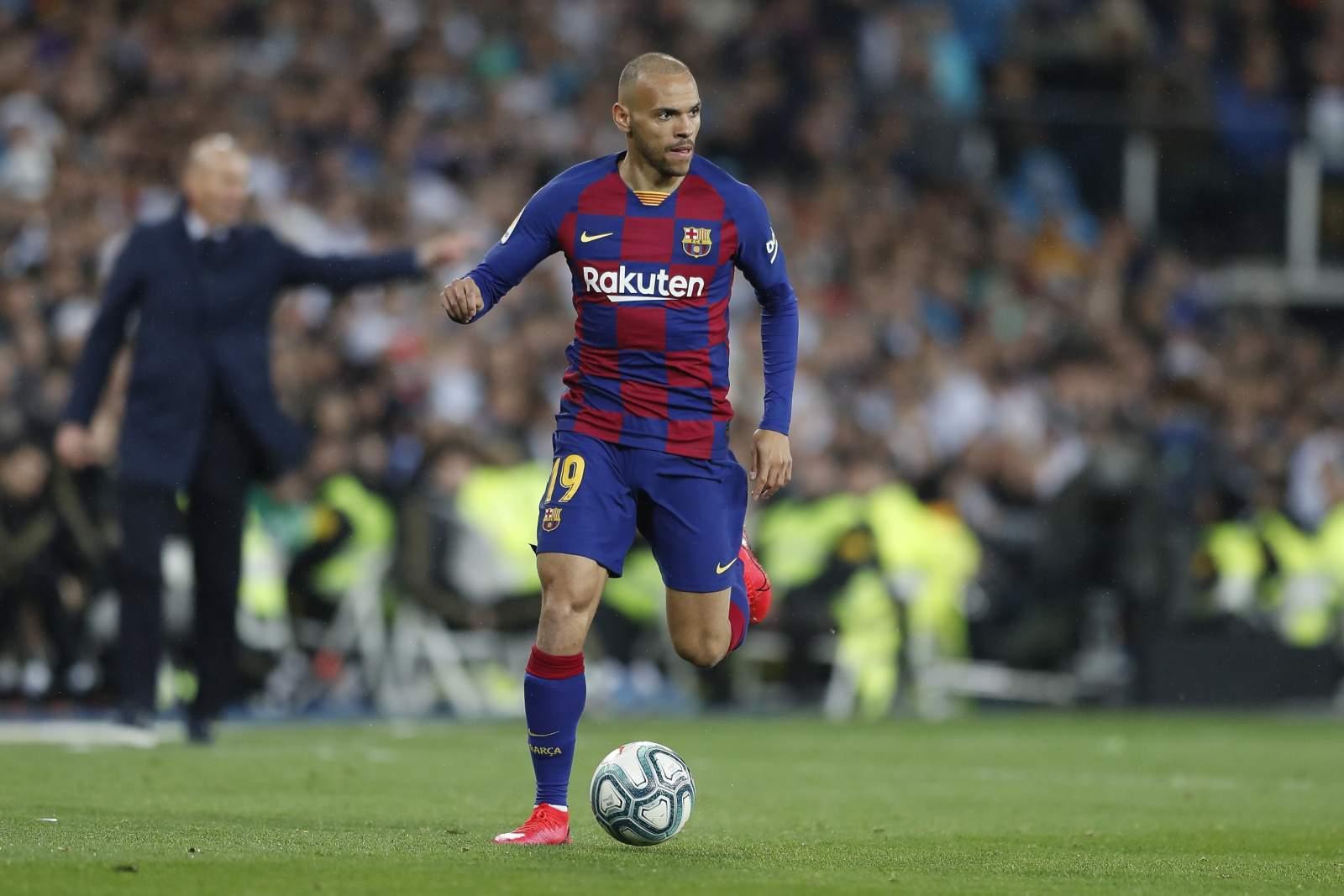 Брайтвайт: «Мне нравится, что «Барселона» ищет нового нападающего»