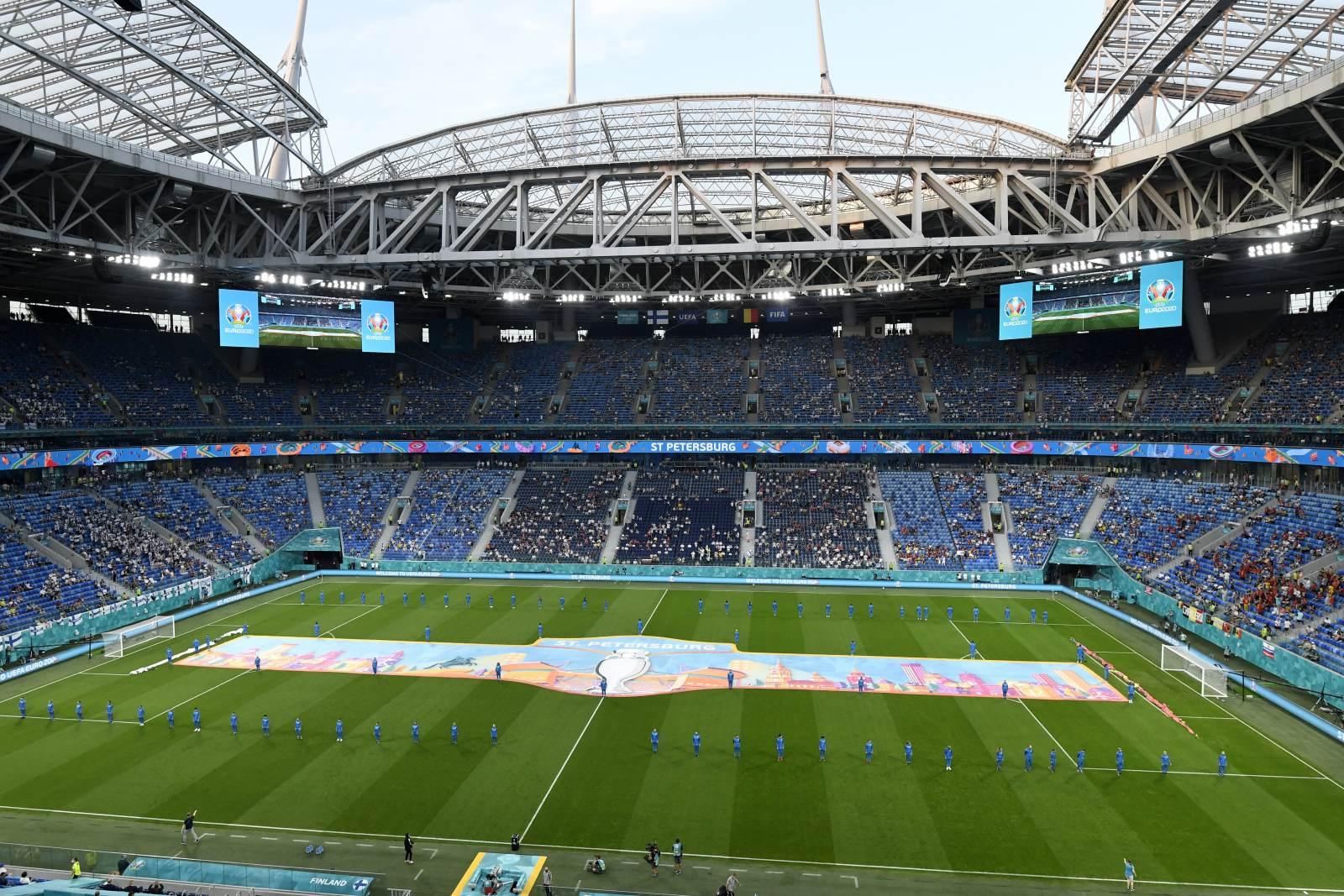 «Невероятное достижение»: В УЕФА поздравили Санкт-Петербург с проведением семи игр Евро-2020