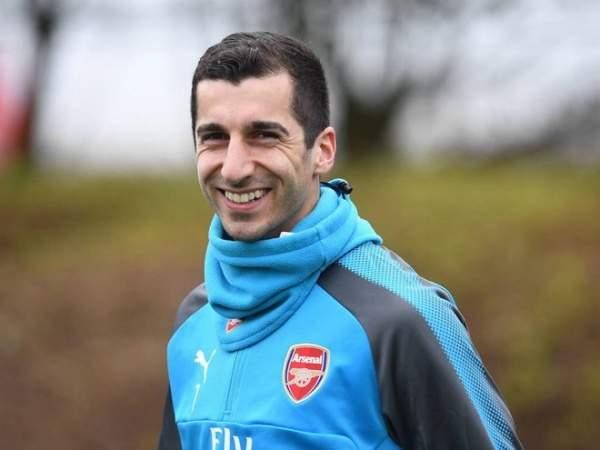 Мхитарян сменил «Арсенал» на «Рому»