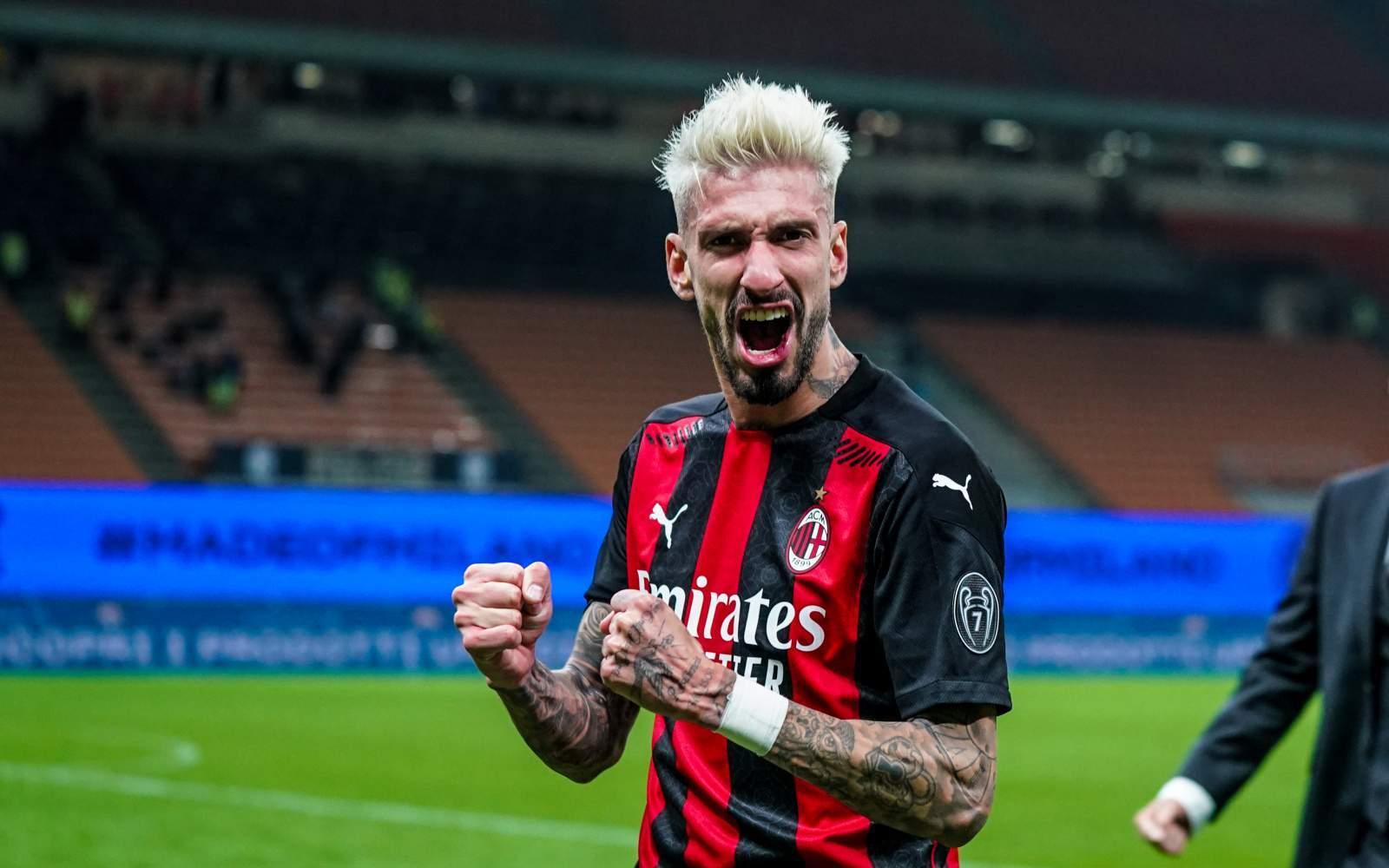 «Сампдории» не удалось остановить «Милан»