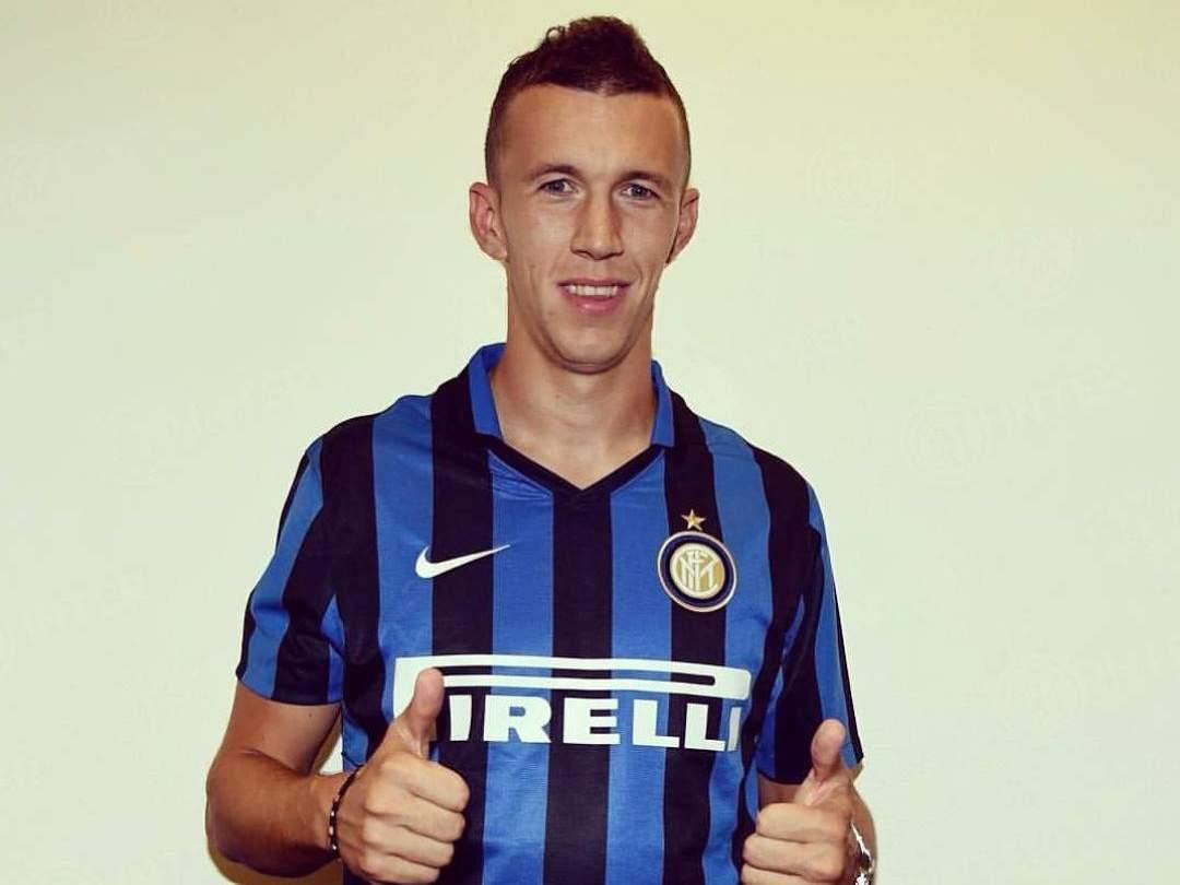 Перишич: «Я счастлив, что вернулся в «Интер»