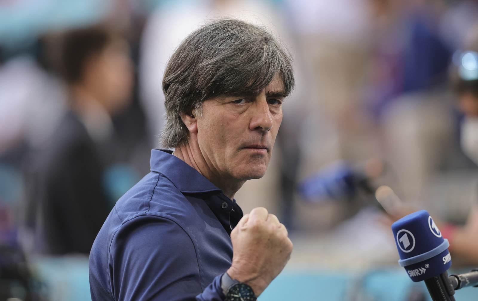 Лёв: «Венгрия играла с 10 футболистами на своей половине поля, ей нечего было терять»