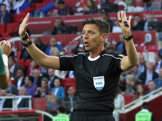 Англичан в финале Лиги Европы рассудят итальянцы