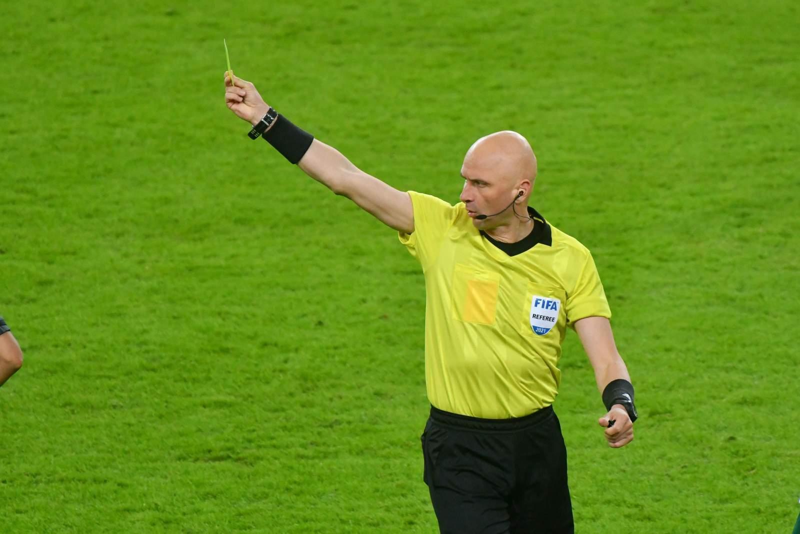 Карасёв получил назначение на матч Лиги чемпионов