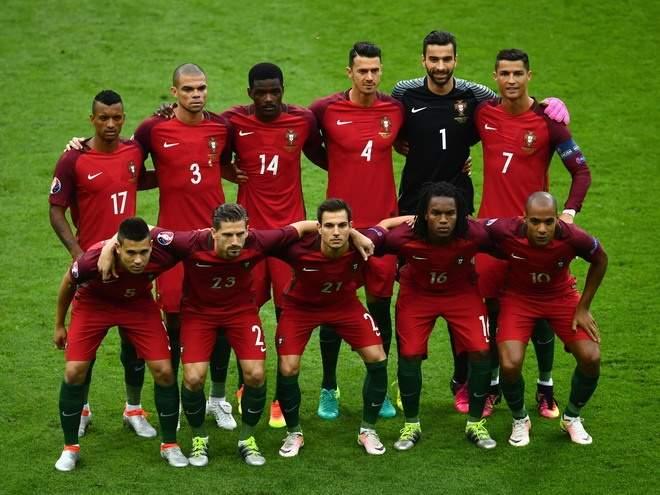Португалия заработала 10,5 млн евро за победу в Лиге наций