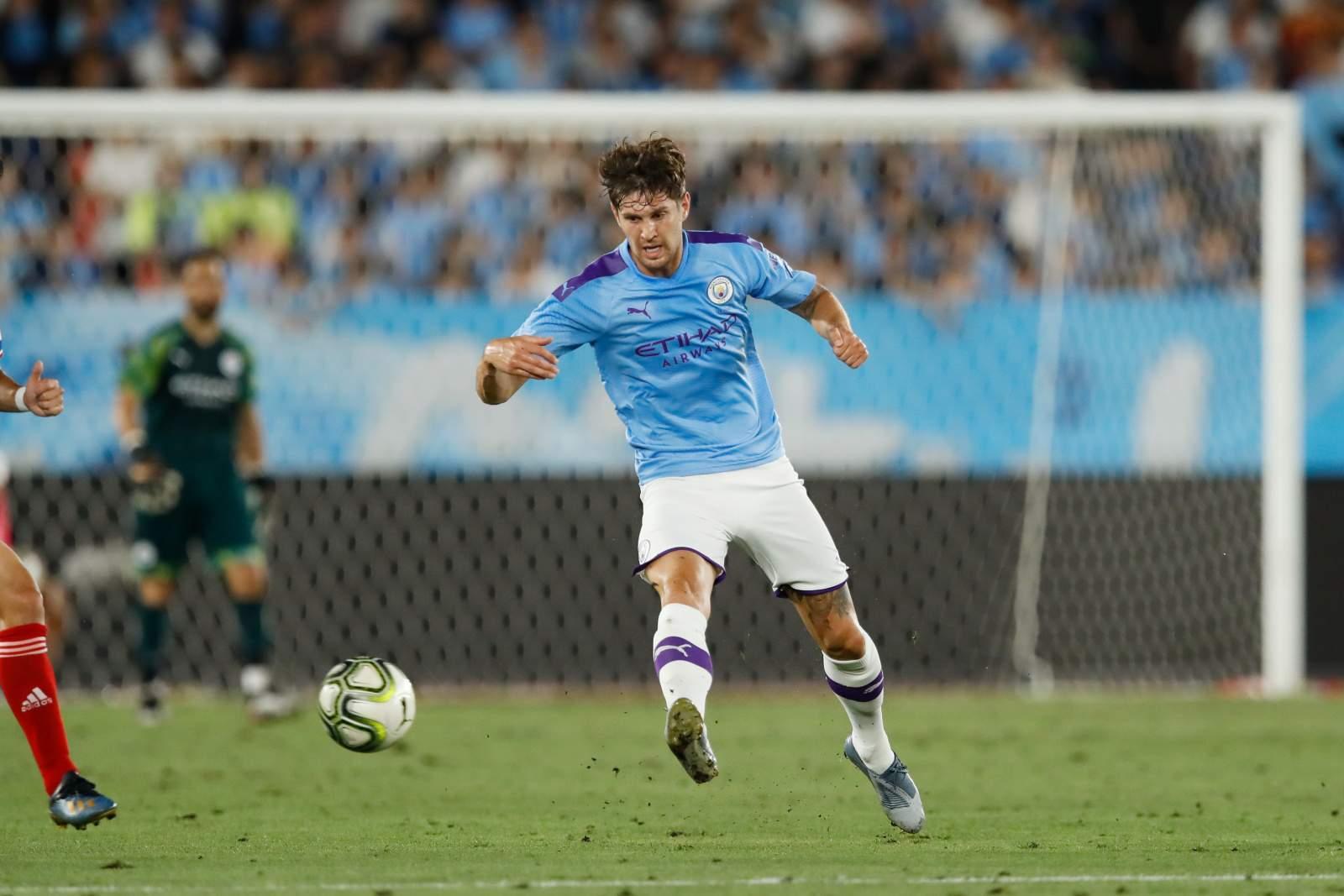 Стоунс забил первый гол за «Манчестер Сити» в АПЛ