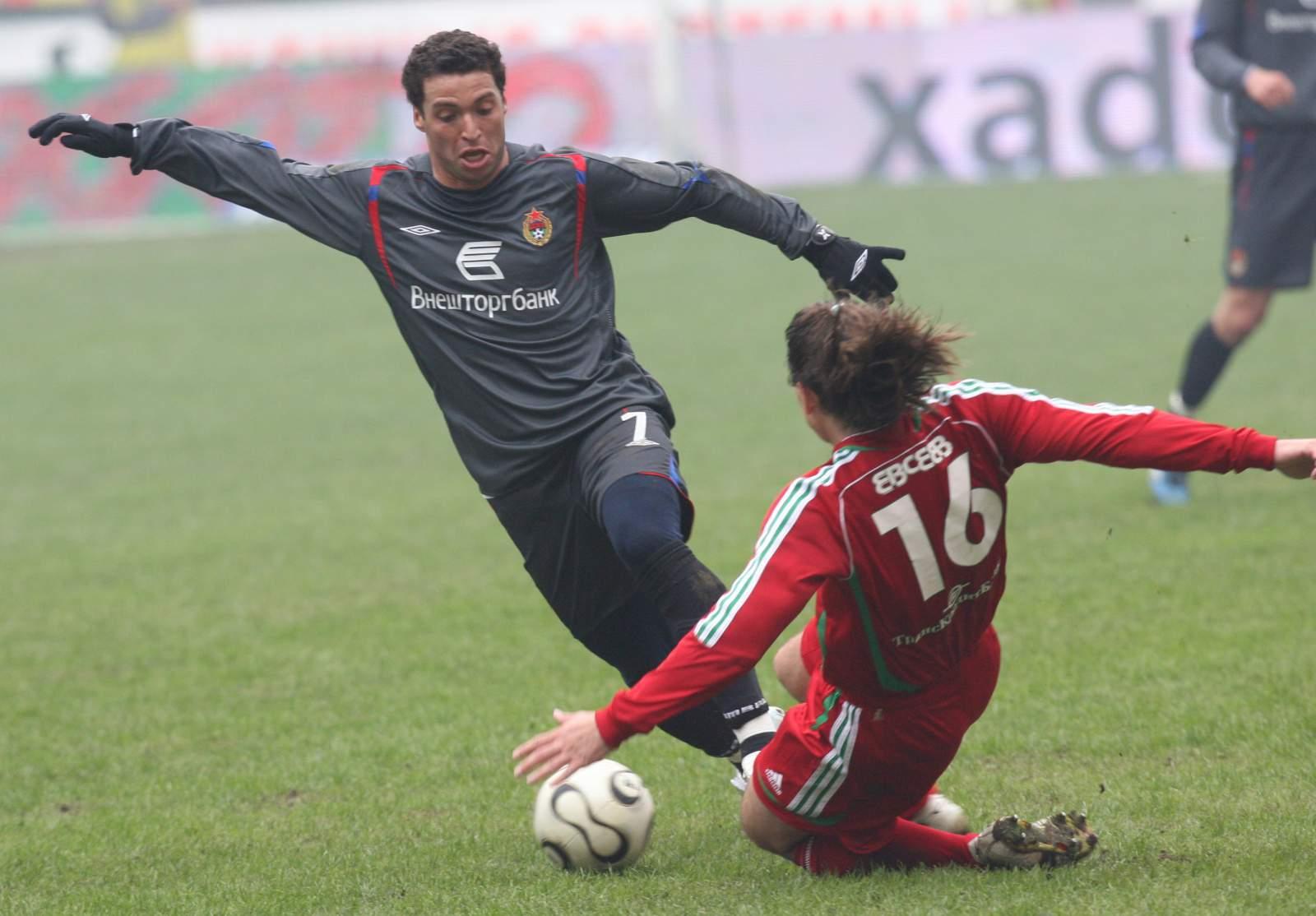 Тикнизян принёс победу молодёжке ЦСКА над «Ахматом»