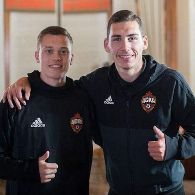 Клубы Серии А интересуются защитником ЦСКА