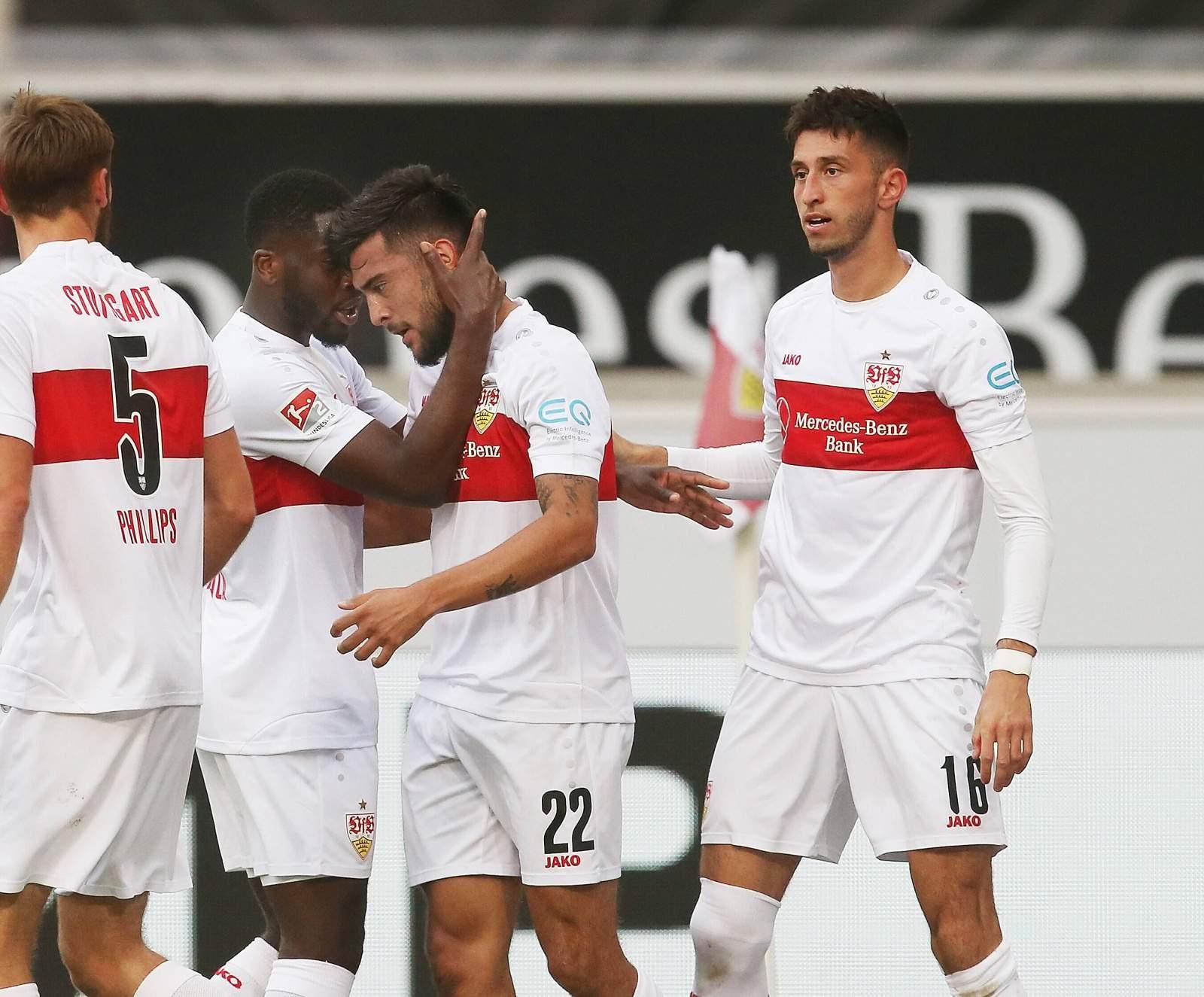 «Штуттгарт» взял убедительный реванш у «Аугсбурга» за 0:6
