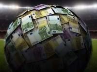 В США после футбольного матча с вертолёта на поле выбросили 5 тысяч долларов