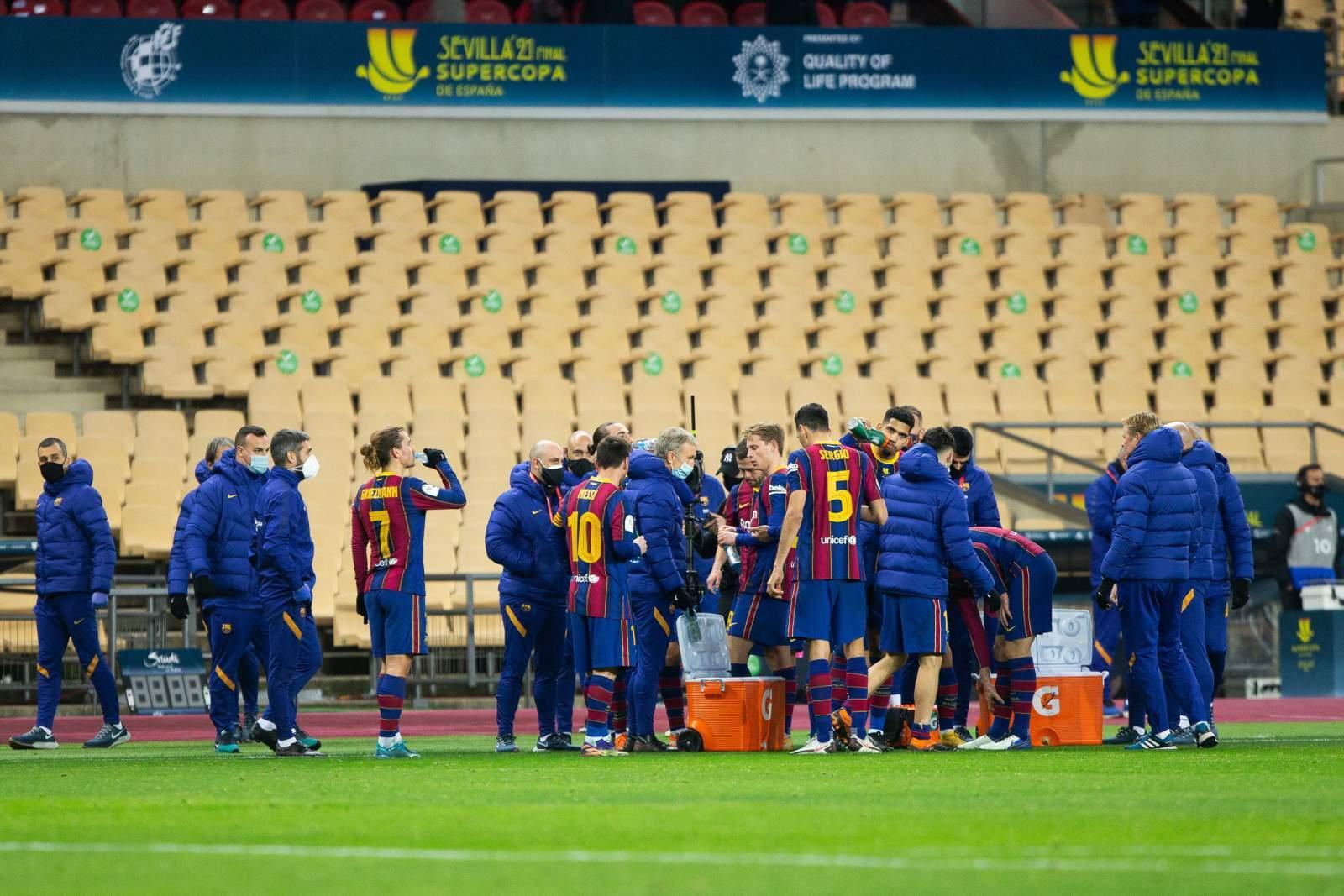 «Барселона» нацелилась на полузащитника «Марселя»