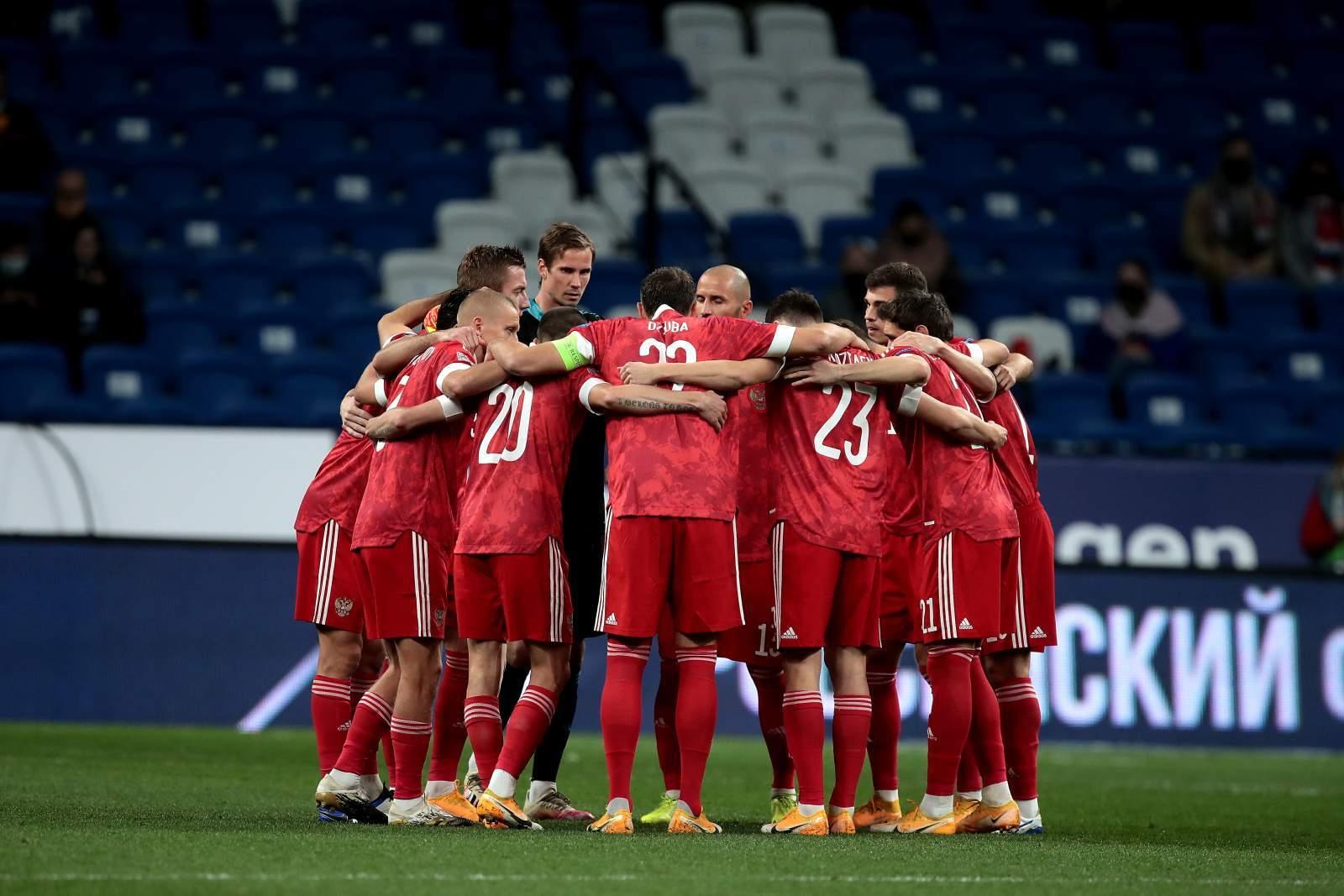 Никто из игроков сборной России не потеряет право выступать за национальную команду