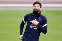 Жиру обратился к фанатам Милана