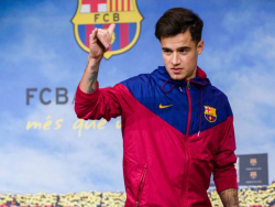 Полузащитник «Барселоны» Коутиньо рискует пропустить матч в Лиге чемпионов