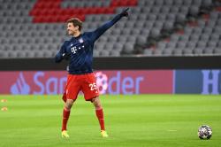 Лёв решил вернуть Мюллера в сборную Германии
