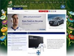 Hyundai Motor проводит онлайн-игру Hyundai Predictor