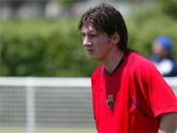 """Арройо: """"Месси сам говорил, что хочет остаться в """"Барселоне"""""""