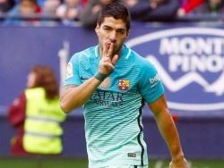 Суарес вышел на 4 место в списке бомбардиров «Барселоны»