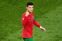 Сборная Португалии перевернула игру с Ирландией благодаря подвигам Роналду, Люксембург был сильнее Азербайджана