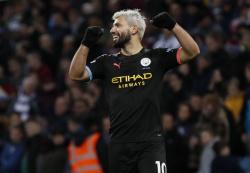 Агуэро высказался о выходе Манчестер Сити в финал Лиги чемпионов