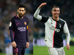Роналду, Месси, Неймар и Левандовски – в команде года от УЕФА