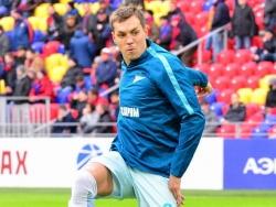 Дзюба догнал Аршавина по голам за «Зенит»