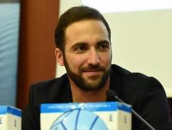 Игуаин травмировался на разминке перед матчем с «Лацио»